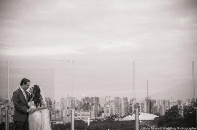 Catherine & Lennart: Destination Wedding em São Paulo mistura tradição holandesa e brasileira!