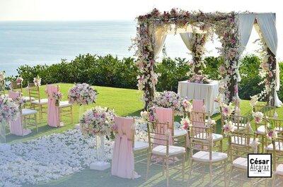 6 consejos de los mejores wedding planners para tener una boda especial