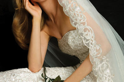 Maquillaje para novias efecto ojos ahumados
