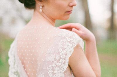 O charme das noivas de franja: o penteado perfeito para 2016!