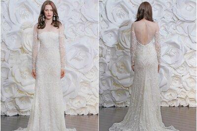 Vestidos de noiva de Inverno 2015: mais de 50 lindíssimas propostas