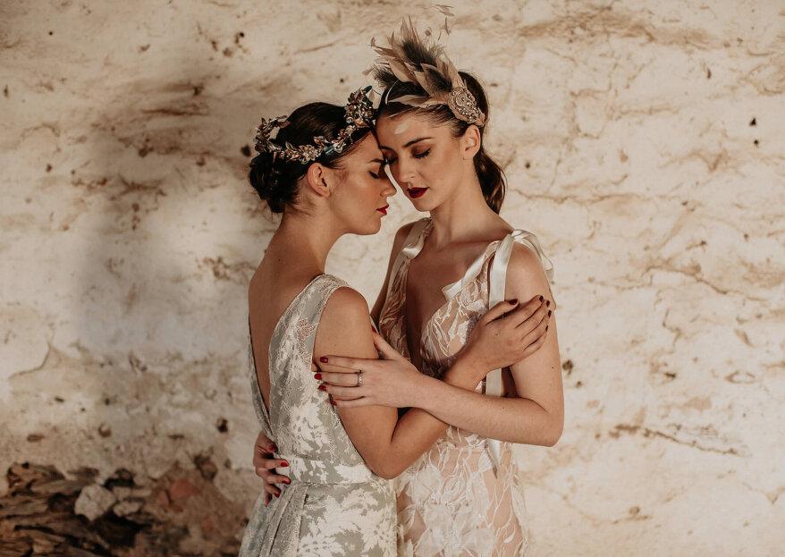 Editorial Las Mercedes: la novia del siglo XXI en la dehesa extremeña