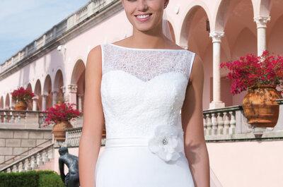 Brautkleider der Kollektion 2015 von Sweetheart: Für einen besonders eleganten Auftritt bei Ihrer Hochzeit!