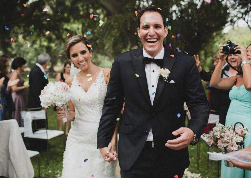 Personalizar es el secreto de las bodas más hermosas, ¡diseña tu gran día!