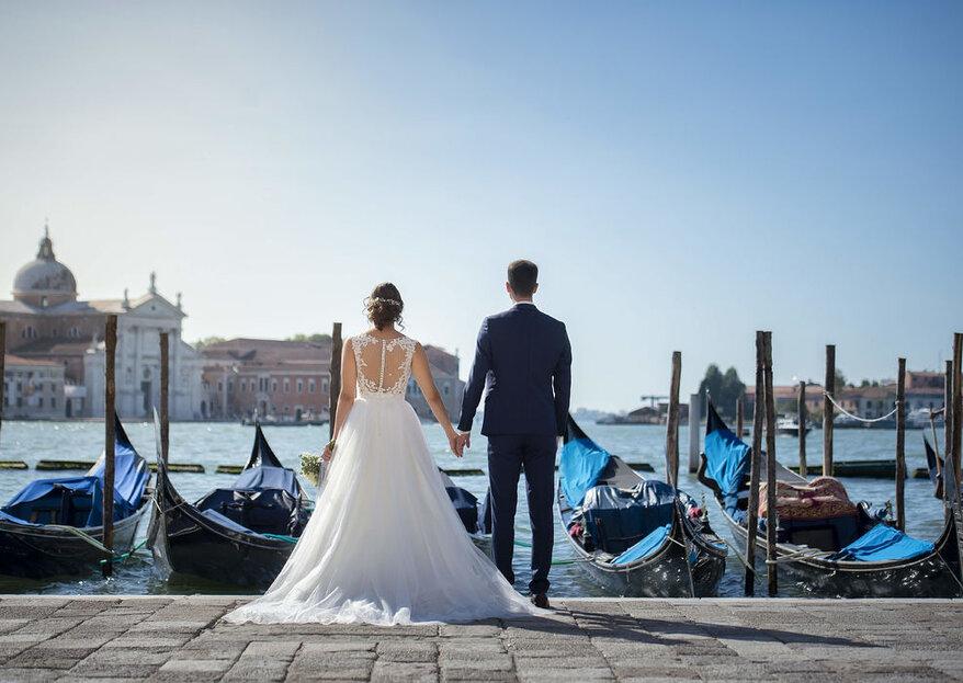Organisez votre mariage à l'Italienne !