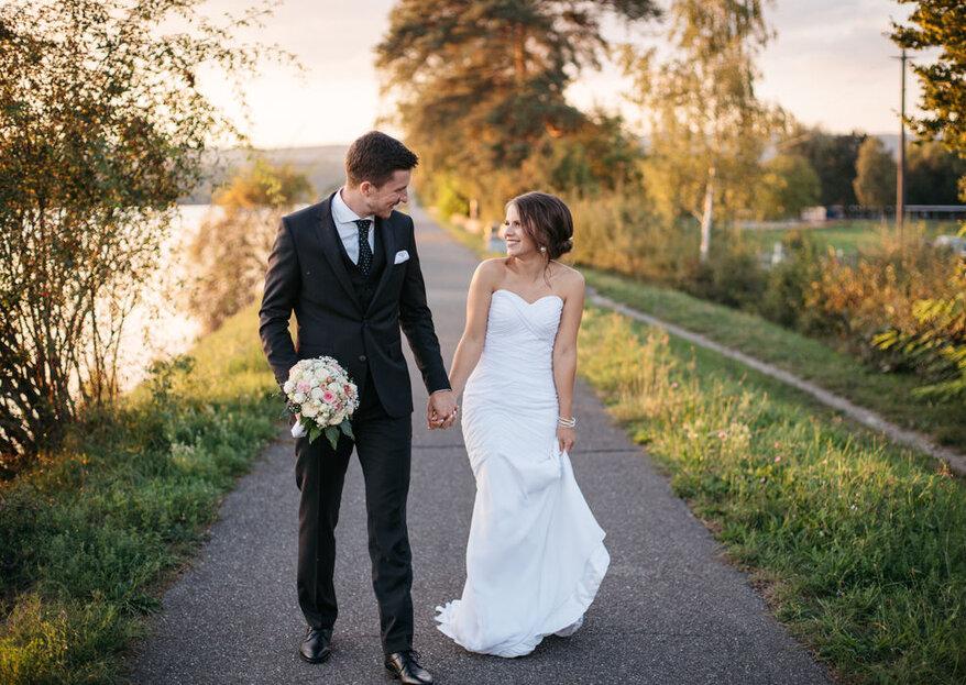 Los 12 vídeos de boda que te emocionarán: ¡tú también querrás tener el tuyo!
