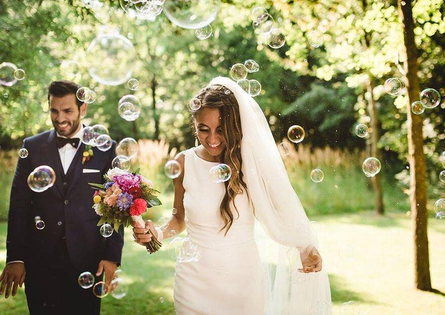 L'infinità di un giorno: quello del tuo matrimonio!!