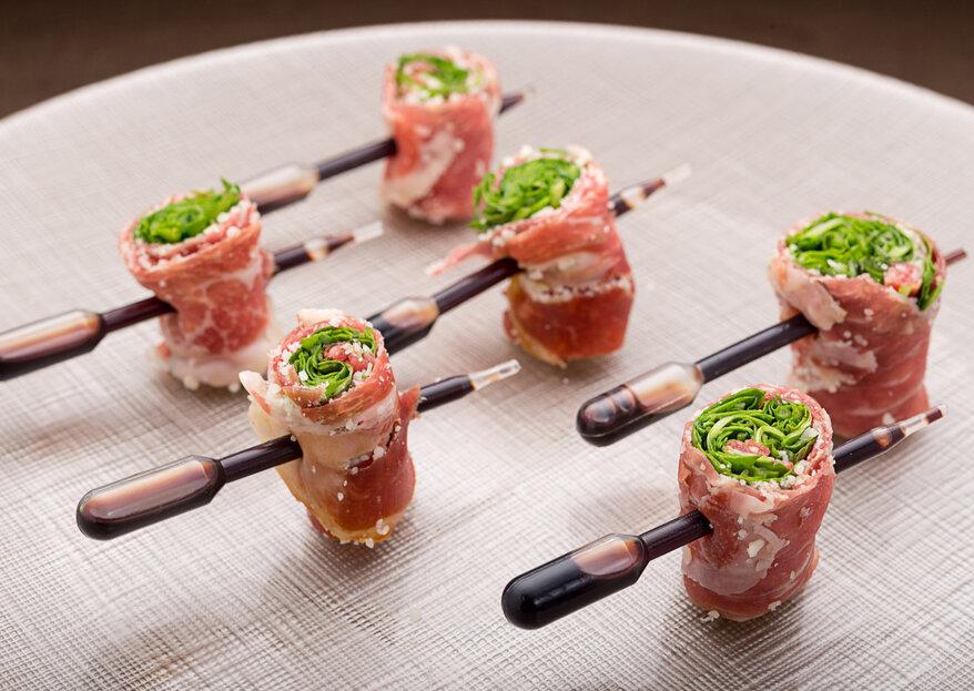 Avec Marc Girard Traiteur, servez à vos invités une cuisine savoureuse et de saison