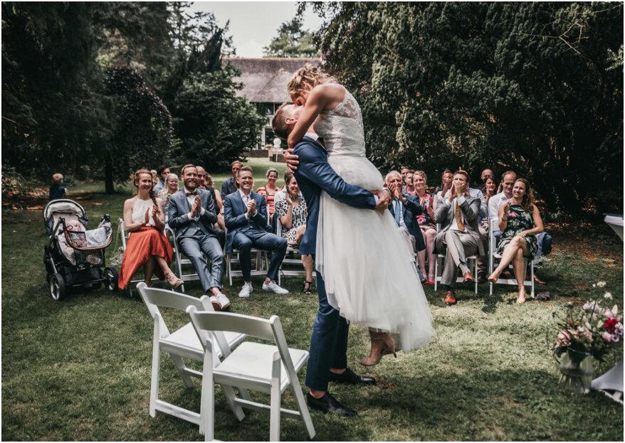 Het burgerlijk huwelijk: zo personaliseer je de trouwceremonie!