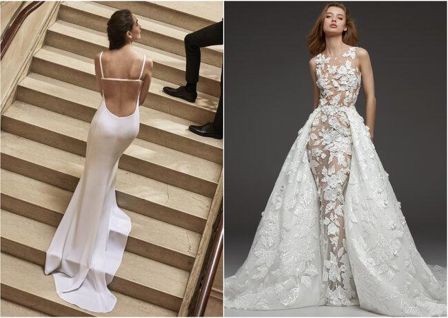 Vestidos de novia mas atrevidos