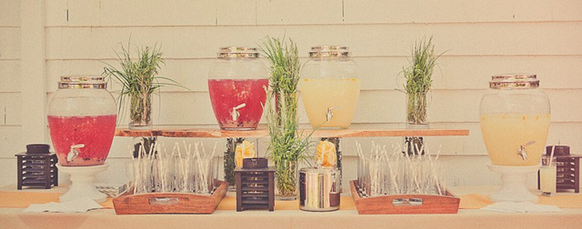 Delectable Drinks for your Big Day!
