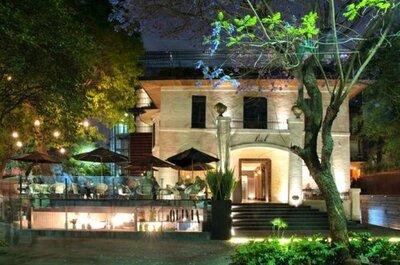 Hotel Brick para tu boda o luna de miel en la Ciudad de México