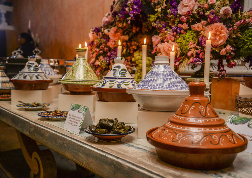 Ideas & Catering en tu boda: una experiencia atractiva y exquisita para todo paladar