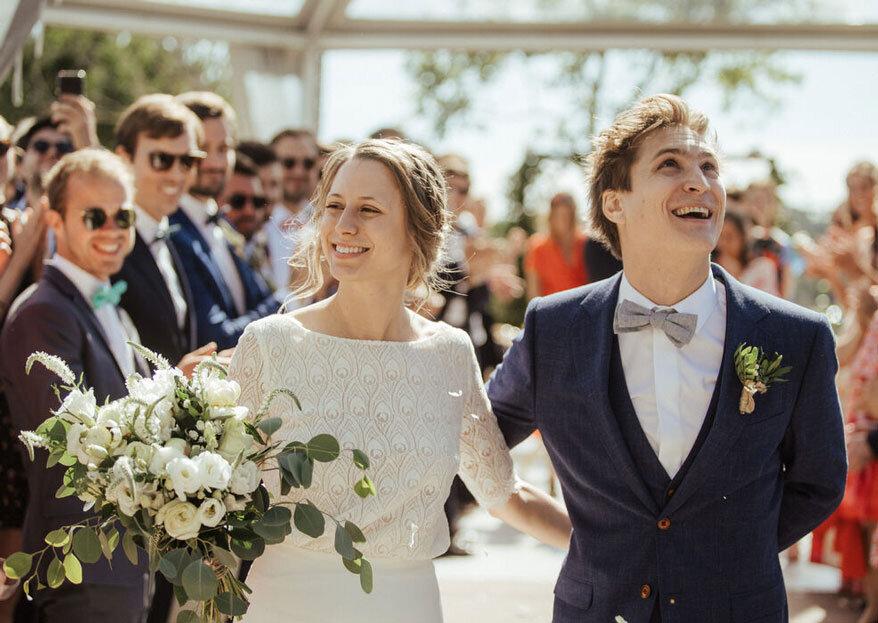 Oui Love You: o profissionalismo que se sente em cada momento do seu casamento