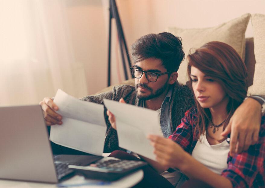 5 ideias brilhantes para investir o dinheiro que lhe oferecerem como prenda de casamento