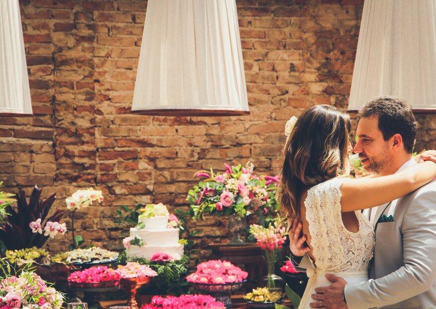 Espaço Montjuïc: A locação perfeita para o seu mini wedding em Campinas