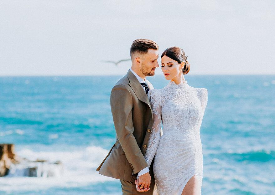 10 truques infalíveis para parecer mais magra nas fotografias do casamento