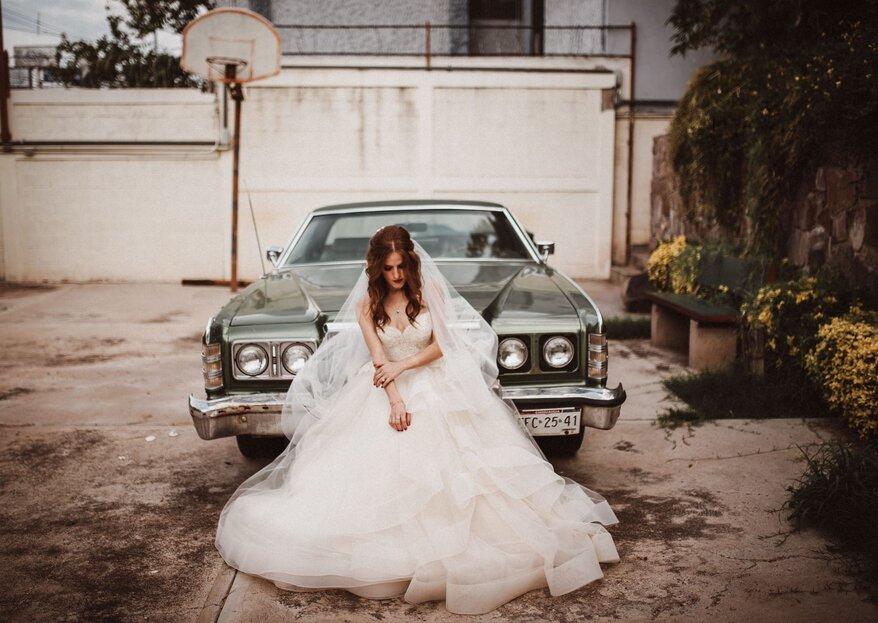 6 razones para elegir un segundo vestido de novia para tu boda