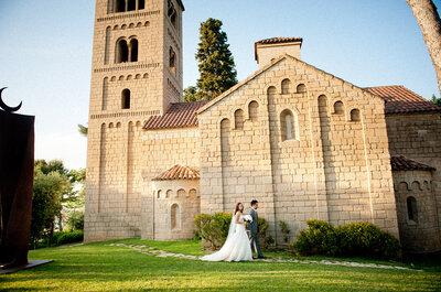 ¿Por qué celebrar una boda en un lugar típico catalán? ¡Te contamos todos los detalles!