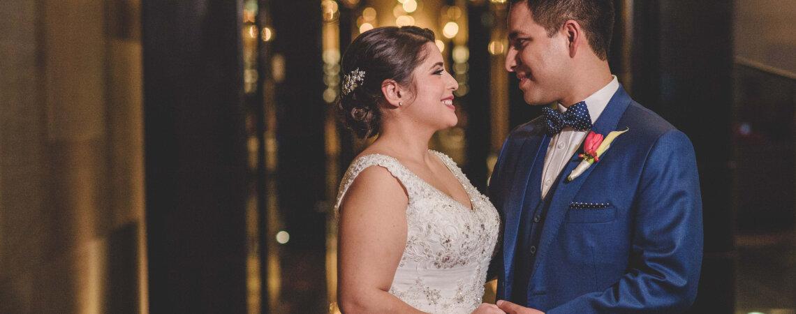 Ana y Antony: un amor que llegó de las aulas al altar