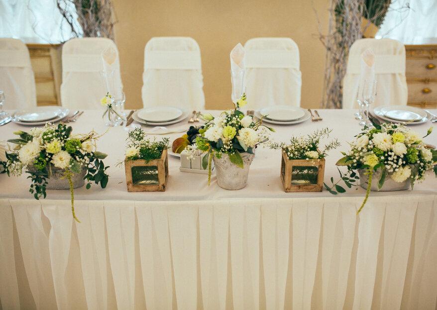 ¿Cómo elegir la mejor banquetería para mi matrimonio? ¡Sigue esta mini guía y acertarás con tu elección!