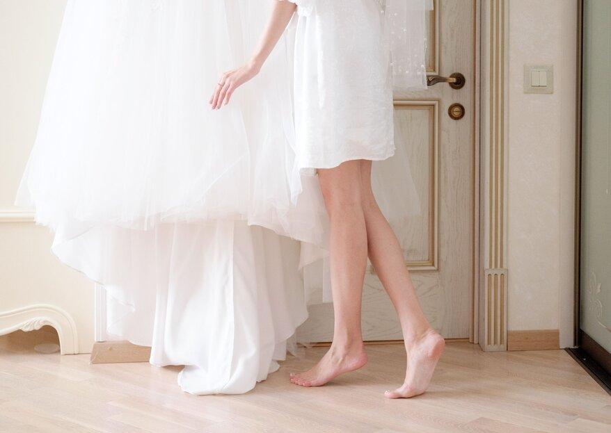 Depilazione pre-matrimonio: ecco tutti i trucchi