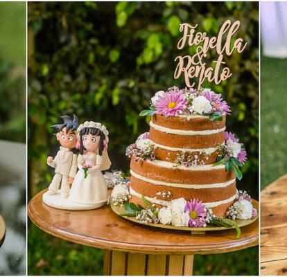 50 Tortas De Matrimonio Con Flores 2019 Moda Para La