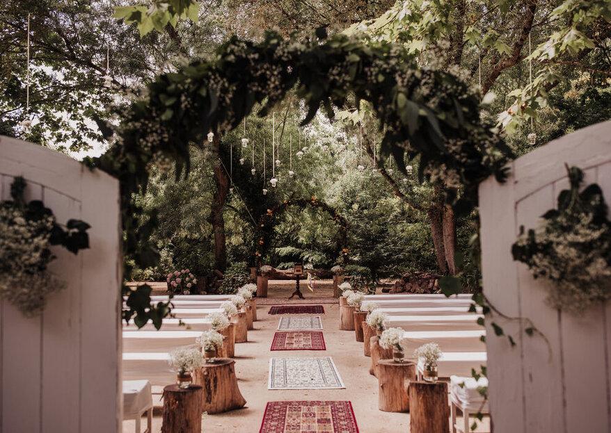 Cenário idílico: escolha entre estas 13 quintas e tenha um casamento especial
