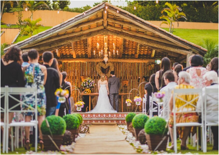 O sucesso do seu casamento nas mãos de quem mais entende do assunto: os verdadeiros anjos da guarda do seu grande dia
