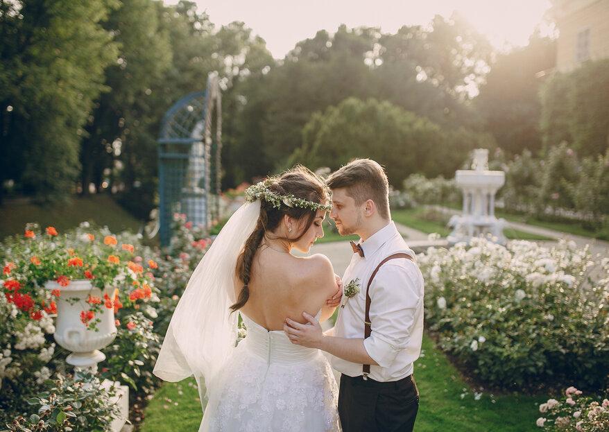 15 ideas que marcarán la temática de tu boda. ¿Cuál es tu estilo favorito?