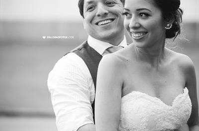 Aline & Felipe: casamento diurno incrível em Santa Catarina!