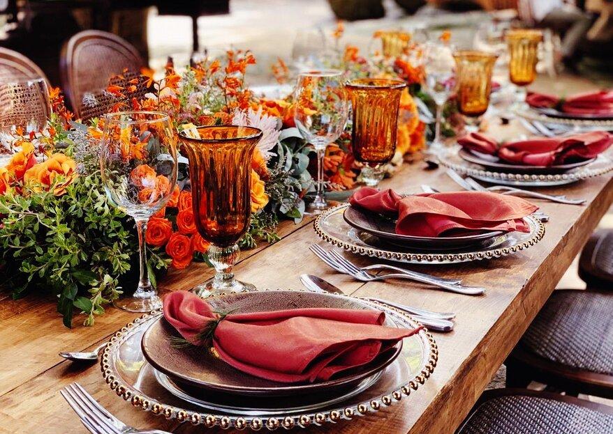 Las delicias que harán que tu boda sea un evento inolvidable