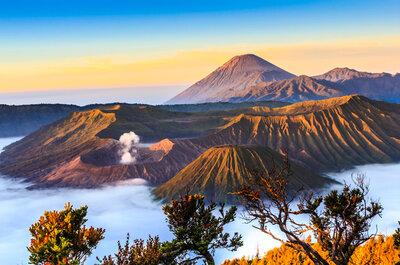 Luna de miel en Indonesia: naturaleza y aventura