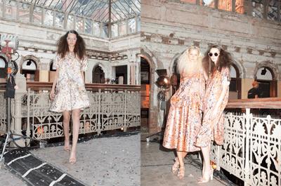 Tendencias en vestidos de fiesta Cynthia Rowley 2013