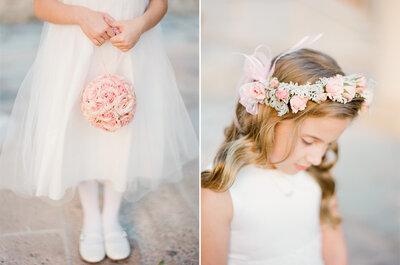 5 razones para tener un cortejo nupcial con niños ¡llena tu boda de ternura!