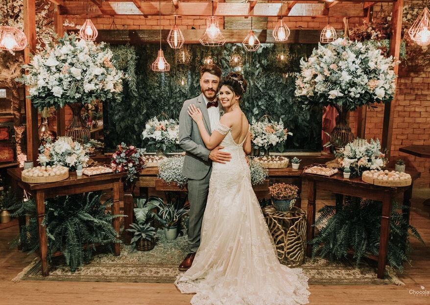 Recanto dos Sonhos: O lugar ideal para um casamento no campo memorável!