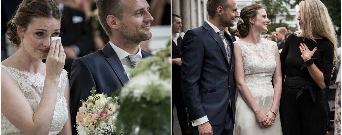 Hochzeiten mit rührenden, warmen Worten begleiten – Ein Profi gibt Einblicke in den Beruf der Trausprecherin