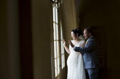 Le mariage de Kate et Tarran : une semaine de festivités dans un château du Puy-de-Dôme