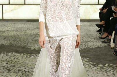 Rivini otoño 2015: Vestidos de novia con siluetas perfectas para una suave seducción y el mejor estilo