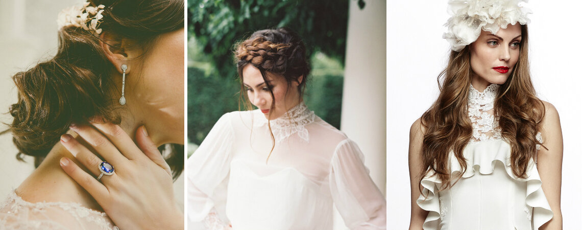 The Perfect Hairstyles for Brides with Long Hair: Get Inspired Here!