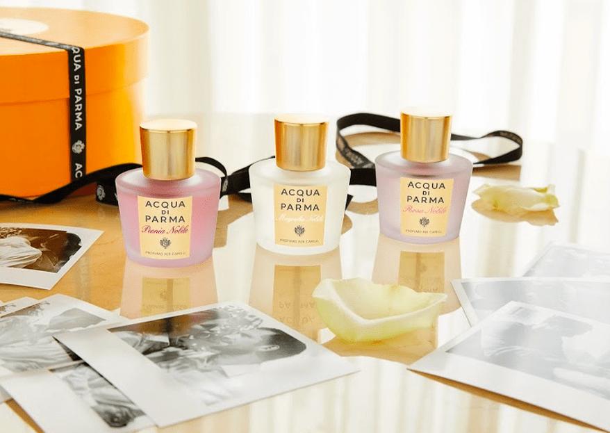 Acqua di Parma: el perfume de tu boda para aromatizar tus recuerdos