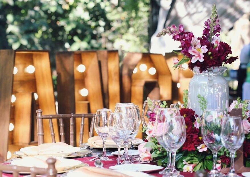 Yalorde Jardín de Eventos: el espacio natural con el que siempre has soñado para tu boda