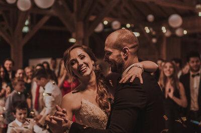 Die beeindruckendsten Hochzeitstänze - diese viralen Videos von Brautpaaren sind Inspiration pur!