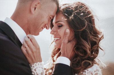Cudowna sesja ślubna, gdzie ich dotyk, powiew wiatru, góry i hipnotyzujące spojrzenia, to magia!