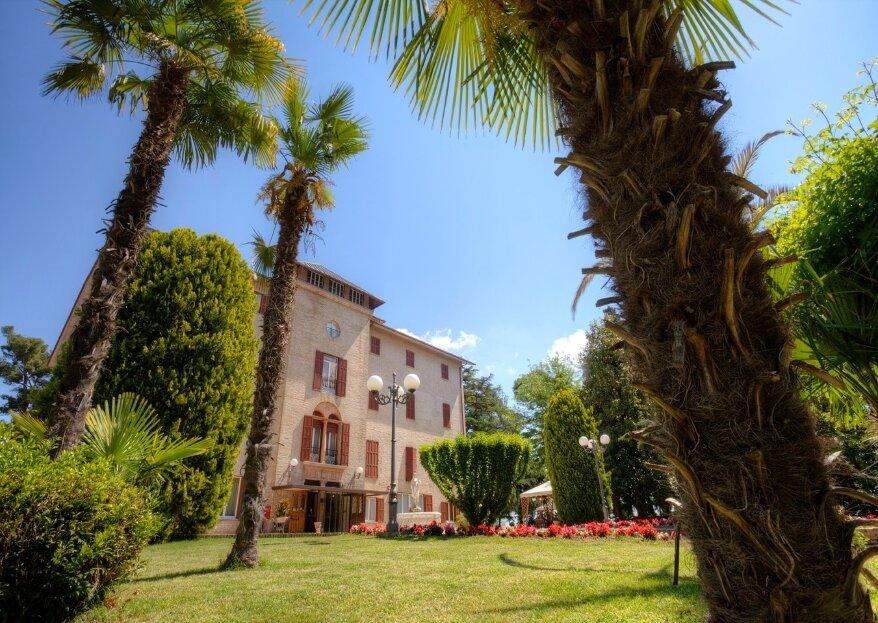 Villa Quiete: nozze incantevoli in un'antica dimora nobiliare del XVIII secolo, immersa in un parco eccezionale