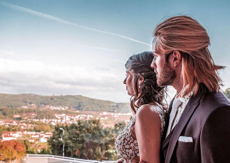 5 razões para escolher a SUNSET HOUSE para o seu casamento