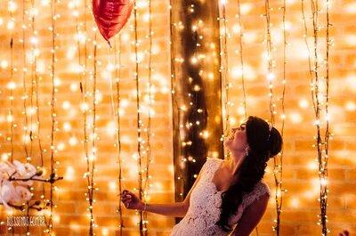 Como decorar o seu casamento DIY em 2017: dicas lindas, fáceis e econômicas