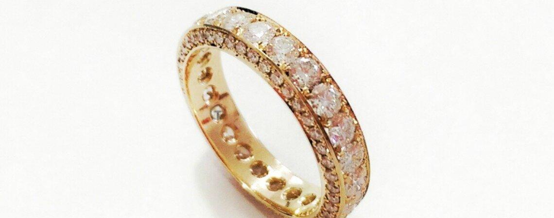 6 pasos para escoger el anillo de compromiso