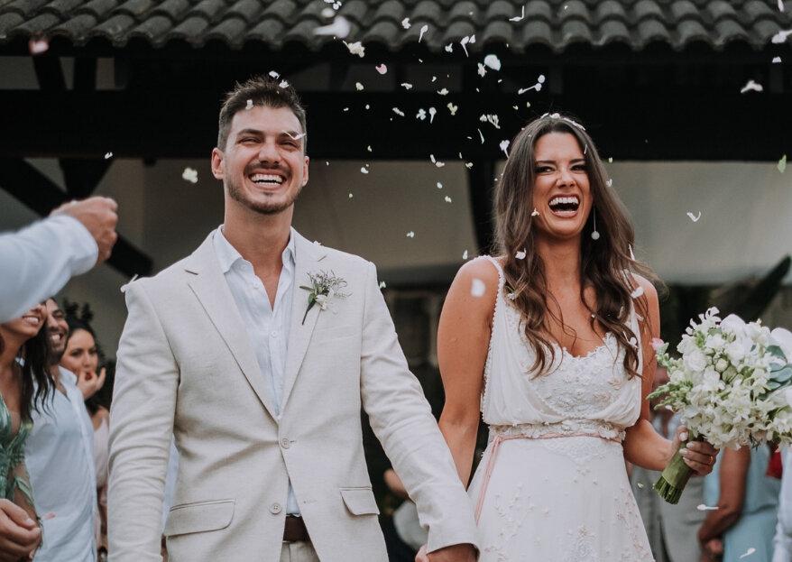 Braza Fotografias: os fotógrafos especialistas em Destination Weddings que lhe oferecerão as maiores lembranças do seu casamento!