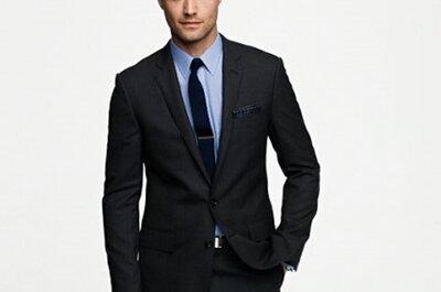 7 estilos de vestir para los hombres invitados a una boda